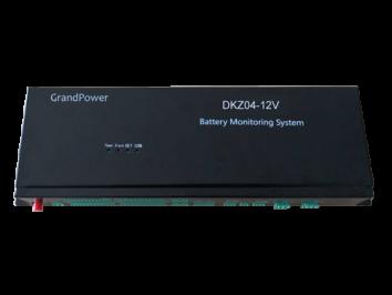 【SUM系列】DZK04型 针对12V电池构成的48V/24V通信电源在线监测管理系统