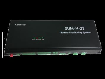 【SUM系列】SUM-H-2T型 针对2V电池构成的48V/24V通信电源在线监测管理系统