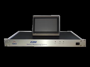 【E200系列】E200-S型   电力电源及EPS用 蓄电池在线监测/电池监控管理系统